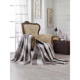 غطاء اريكة تظريزة مربعات قطني 100%